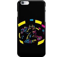Daft Punk CMYK iPhone Case/Skin