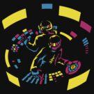 Daft Punk CMYK by melaiken