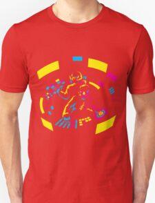 Daft Punk CMYK Unisex T-Shirt