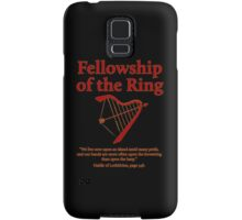 The Fellowship of The Ring Samsung Galaxy Case/Skin