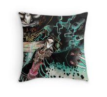 Puppet Zant - Twilight Princess - Ganon - Ganondorf Throw Pillow