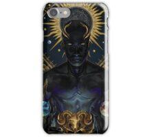 Space,man iPhone Case/Skin
