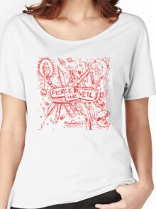 Pierce the Veil Misadventures Women's Relaxed Fit T-Shirt