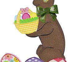 Easter Greetings by Ann12art
