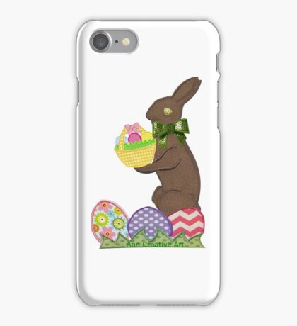Easter Greetings iPhone Case/Skin