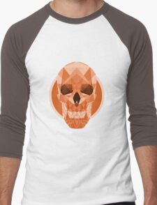 Polyskull Men's Baseball ¾ T-Shirt