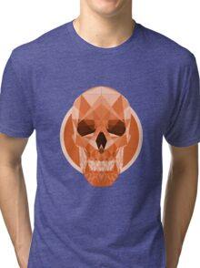 Polyskull Tri-blend T-Shirt