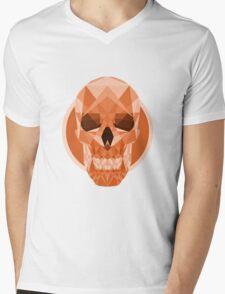 Polyskull Mens V-Neck T-Shirt