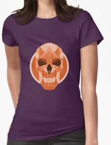 Polyskull Womens Fitted T-Shirt