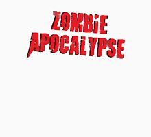 Zombie Apocalpse Logo Art Unisex T-Shirt
