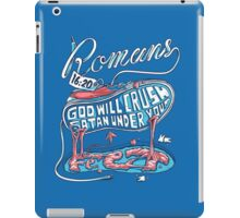 Romans 16:20 iPad Case/Skin