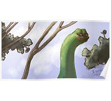 Rare Pepe Meme Poster