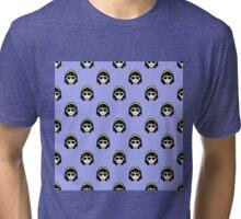 Kate Bishop - purple Tri-blend T-Shirt