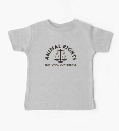 ANIMAL RIGHTS Baby Tee