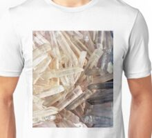 Magical Sparkly Crystals Unisex T-Shirt