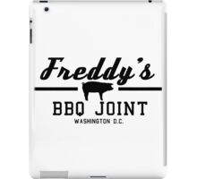 Freddy's BBQ iPad Case/Skin