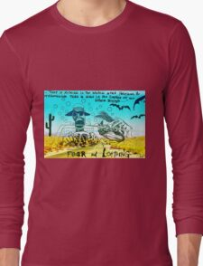 Fear And Loathing In Las Vegas Long Sleeve T-Shirt