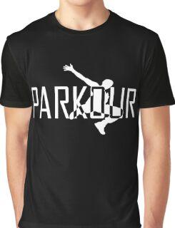 Parkour Logo Graphic T-Shirt