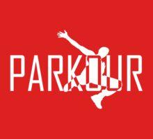 Parkour Logo One Piece - Short Sleeve