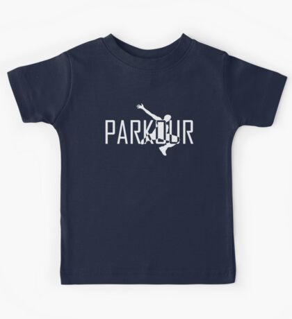 Parkour Logo Kids Tee