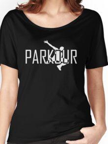Parkour Logo Women's Relaxed Fit T-Shirt