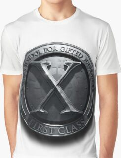 X - man School for gifted youngster Graphic T-Shirt