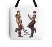 Mr. and Mrs. - Fury Road Edition Tote Bag