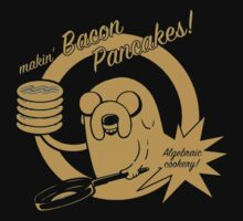makin bacon pancakes One Piece - Short Sleeve