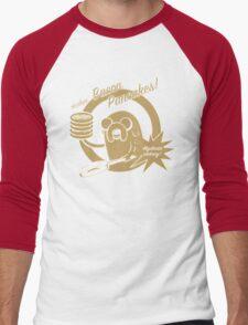 makin bacon pancakes Men's Baseball ¾ T-Shirt
