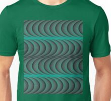 Against the wind behind the refrigerator Unisex T-Shirt
