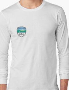 Oregon State Parks Badge Long Sleeve T-Shirt