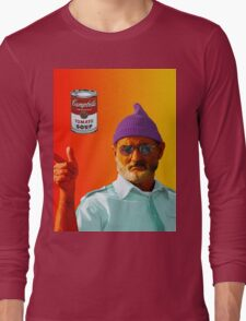 Billy the Sea Capt. and this Tomato Soup Long Sleeve T-Shirt