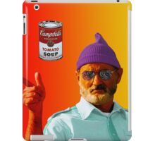 Billy the Sea Capt. and this Tomato Soup iPad Case/Skin
