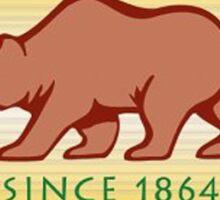 California State Parks Badge Sticker