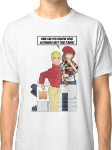 Skidmarks! Classic T-Shirt