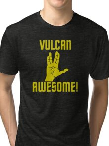 Vulcan Awesome Tri-blend T-Shirt