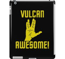 Vulcan Awesome iPad Case/Skin