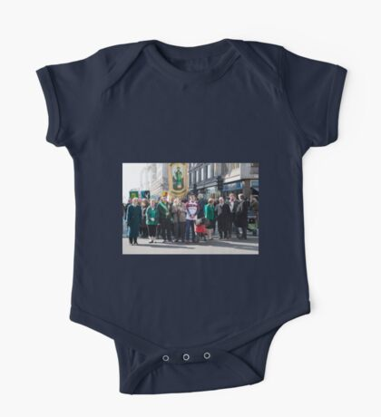 St Patrick's Day Parade  London  One Piece - Short Sleeve
