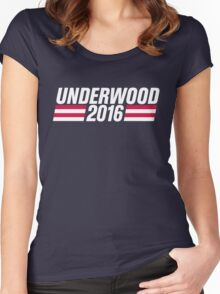 Underwood Women's Fitted Scoop T-Shirt