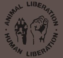 animal Liberation One Piece - Short Sleeve
