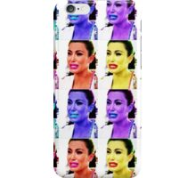 Ugly Crying Face - Kim K iPhone Case/Skin