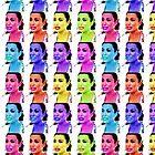 Ugly Crying Face - Kim K by jwalkingdesigns
