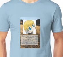 Neko The Inventive Wanderer Tales of Extraordinary Beings Book 2 Merchandise Unisex T-Shirt