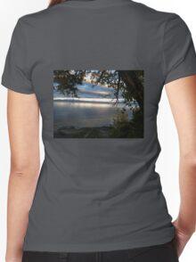 Lake Champlain Women's Fitted V-Neck T-Shirt