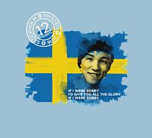 Sweden - Eurovision 2016 Unisex T-Shirt