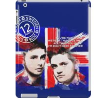 United Kingdom - Eurovision 2016 iPad Case/Skin