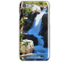 Alberta Falls iPhone Case/Skin