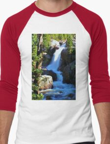Alberta Falls Men's Baseball ¾ T-Shirt