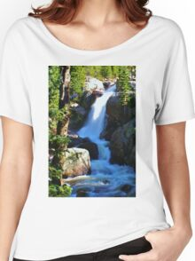 Alberta Falls Women's Relaxed Fit T-Shirt