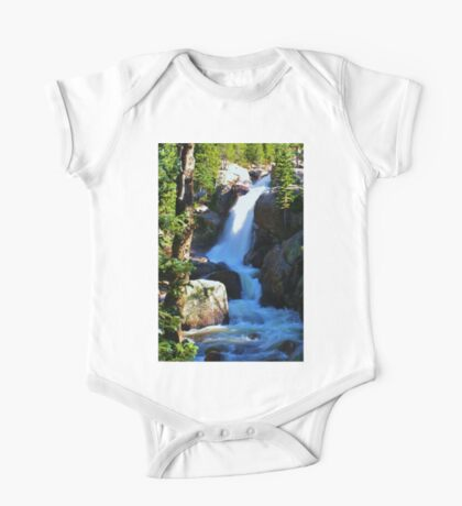 Alberta Falls One Piece - Short Sleeve